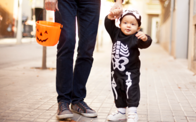 Help Young Children Avoid Ghoulish Goodies During 'National Dental Hygiene Month'