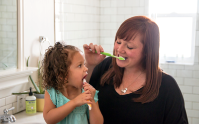 Step Aside Valentine's Day: It's Time to Show a Little Love to Your Teeth During National Children's Dental Health Month