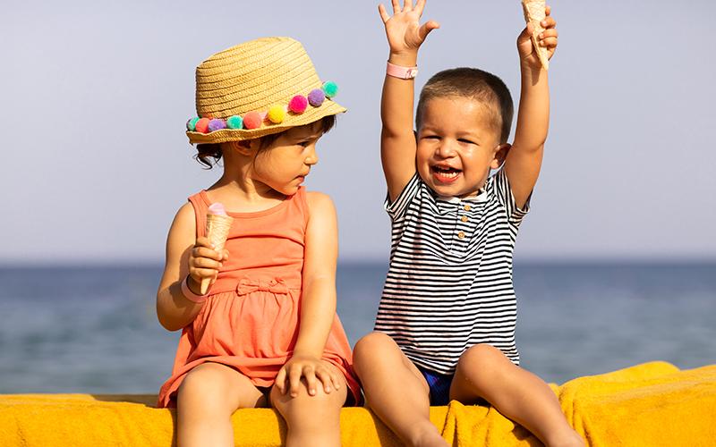 Healthier Options for Summer Treats