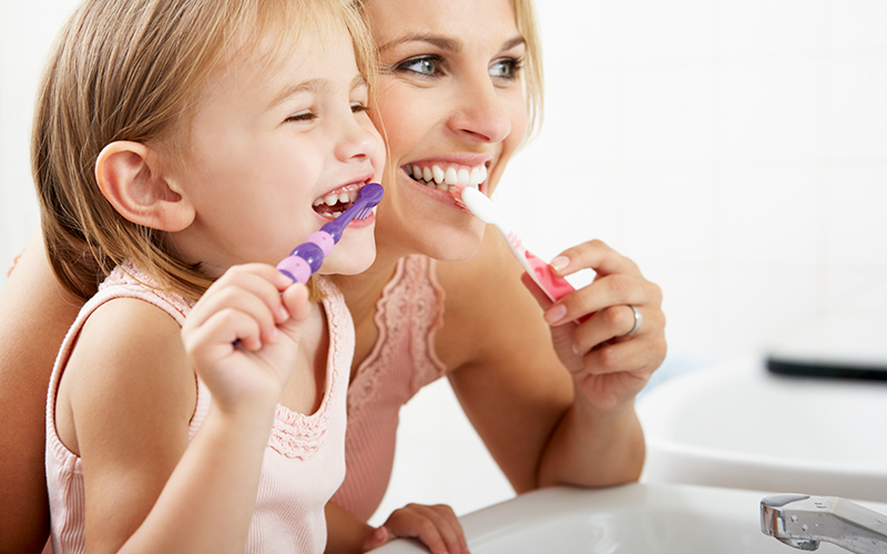 December Is Filled With Holiday Cheer – Give the Gift of Making Oral Care Important All Year!