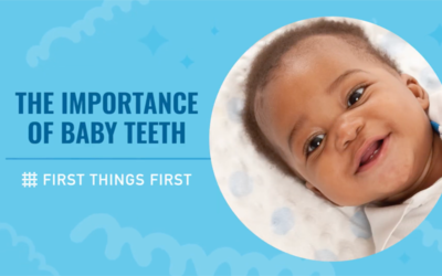 The Importance of Baby Teeth